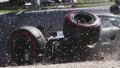 Wypadki podczas treningu w Grand Prix F1 w Austrii