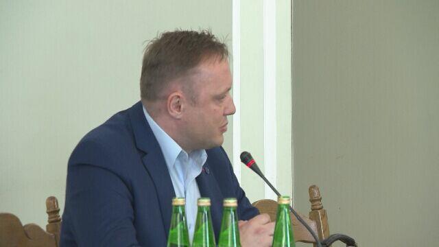 """Młotkowski: nadal nie wiadomo, czy pieniądze z Amber Gold były """"brudne"""""""