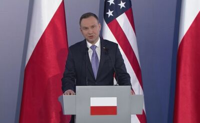 Andrzej Duda o spotkaniu z Trumpem