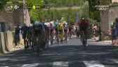 Walka o punkty na lotnej premii na 13. etapie Tour de France