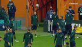 Trening reprezentacji Włoch przed meczem z Hiszpanią w półfinale Euro 2020