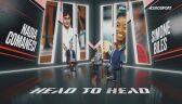 Head 2 Head: Nadia Comaneci kontra Simone Biles