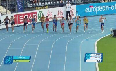 Marcin Lewandowski nie dał szans rywalom na 1500 m