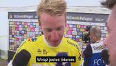Pascal Ackermann zadowolony po 5. etapie