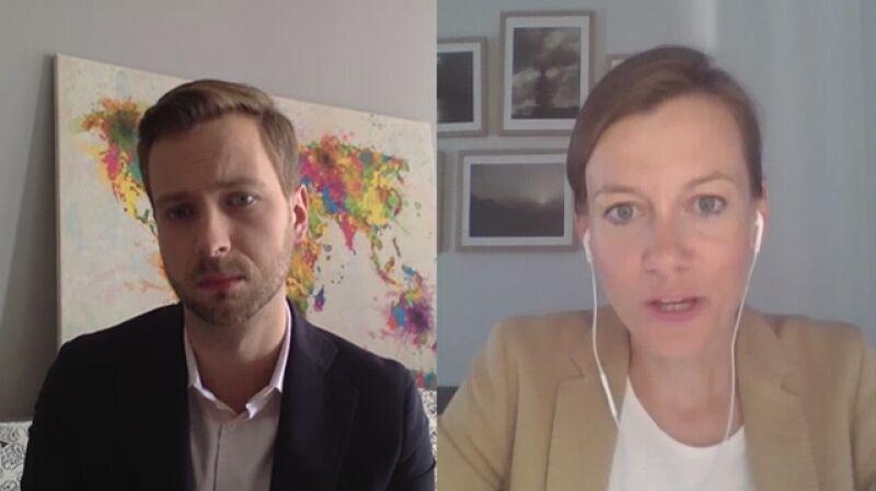 Zuzanna Rudzińska-Bluszcz: mam wrażenie, że wszystko w Polsce jest upolitycznione