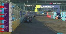 Formuła E: Nick De Vries samodzielnie spychał bolid z toru