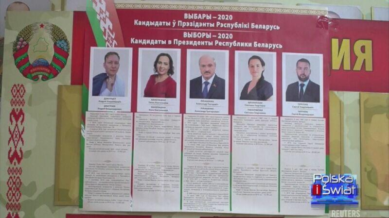 Ostatnie dni kampanii na Białorusi