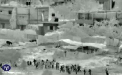 Izraelczycy wkraczają w nocy do Strefy Gazy