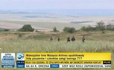 Jest oficjalna lista pasażerów zestrzelonego boeinga