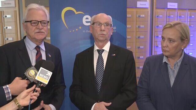 Europoseł PO o wniosku Ziobry