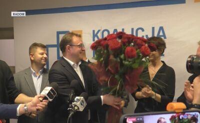 Radosław Witkowski wygrał z Wojciechem Skurkiewiczem