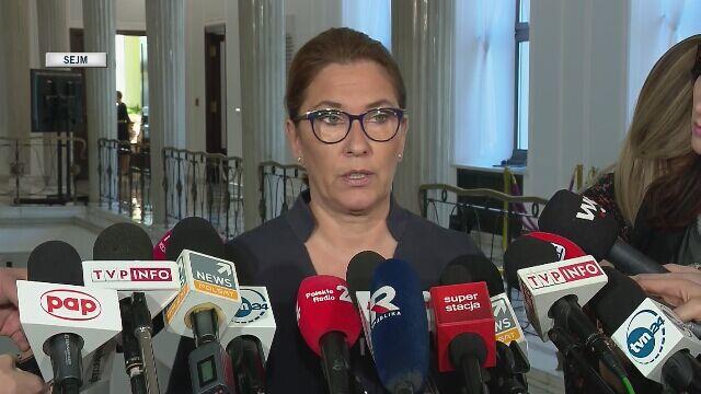 Mazurek: nasza decyzja jest taka, że szczepienia będą obowiązkowe