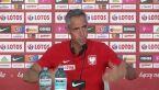 Sousa przed meczem z Islandią nawiązuje do gry na Euro