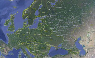 Pożar elektrowni w Mytiszczach pod Moskwą
