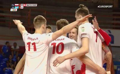 Polska rozbiła Tajwan i awansowała do półfinału Uniwersjady