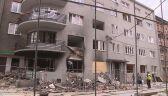 Wybuch gazu w kamienicy w Bytomiu. Mieszkańcy wracają, trwa śledztwo