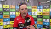 Teuns po wygraniu 6. etapu Tour de France