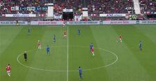 Gol po pechowej sytuacji bramkarza Utrechtu