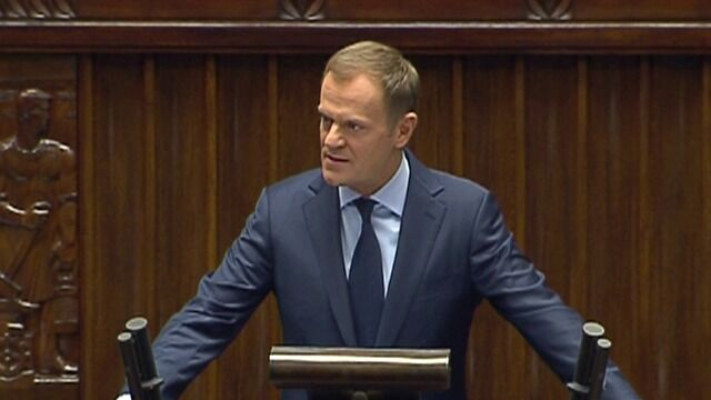 Tusk: Pakt fiskalny do ratyfikacji