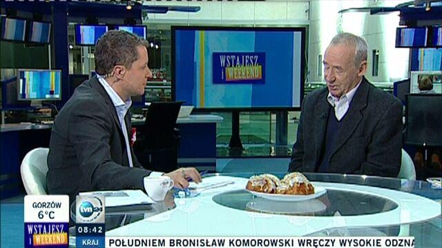 Prof. Andrzej Paczkowski o drodze do polskiej niepodległości