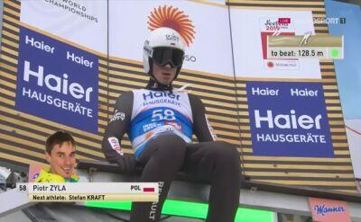 Piotr Żyła zawiódł kwalifikacjach w Innsbrucku