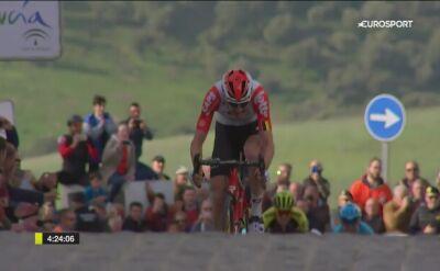Wellens wygrał 1. etap Ruta de Sol