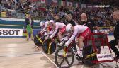 Kolarstwo torowe - sprint drużynowy