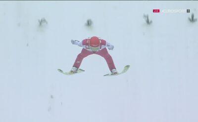 Eric Frenzel najlepszy po konkursie skoków do kombinacji norweskiej
