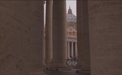 92-letni kardynał Sodano był dziekanem Kolegium Kardynalskiego od 2005 roku (nagrania archiwalne)