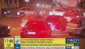 Jarosław Kaczyński w drodze do Pałacu Prezydenckiego