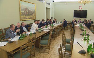 Sejmowa komisja przyjęła poprawki PiS do projektu zmian w ordynacji