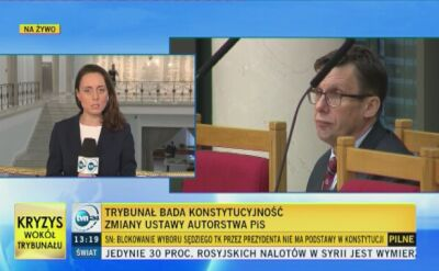 Komentarze Petru i Kempy do działań prezydenta ws. TK