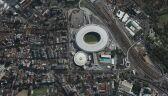 Ceremonia otwarcia odbywa się na stadionie Maracana