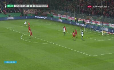 Bayern Monachium pokonał VfL Bochum w 2. rundzie DFB Pokal