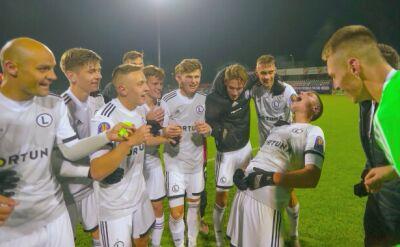 Legia II Warszawa - Puchar Polski 2019/2020