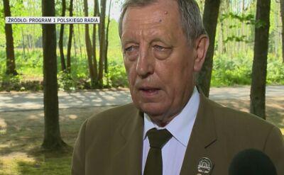 Minister Syszko stawia na zwycięstwo Polski w sprawie wycinki w Puszczy