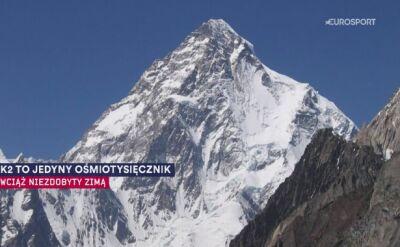 Polska wyprawa przegrała z K2