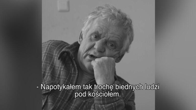 Włodzimierz Mostowik opowiada, jak stracił nogę