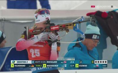 Olsbu Roeiseland wygrała sprint w Salt Lake City