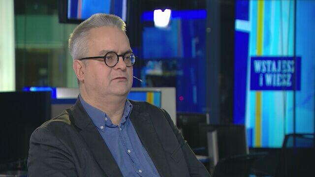 Czuchnowski: ksiądz Sawicz zniknął, nikt nie wie gdzie on jest
