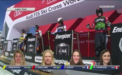 Naeslund wygrała zawody ski crossa w Feldbergu