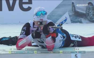 Christiansen wygrał sprint w Salt Lake City