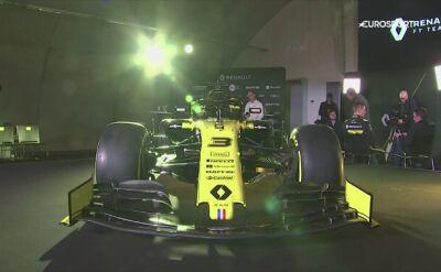Renault przedstawiło samochód na nowy sezon
