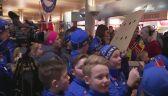 Bjoergen wróciła. Norwegowie czekali na lotnisku