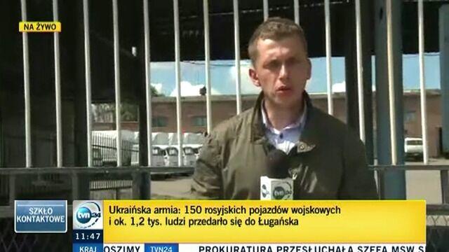 ONZ: na wschodzie Ukrainy zginęło już ponad 2 tys. osób