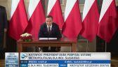 Prezydent Polski podpisał ustawę o związku metropolitalnym