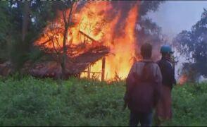 W Birmie regularnie dochodzi do aktów przemocy na tle religijnym