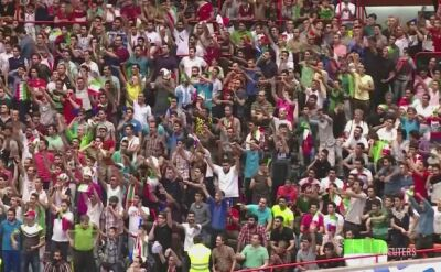 Kobiety w Iranie będą wpuszczone na mecz