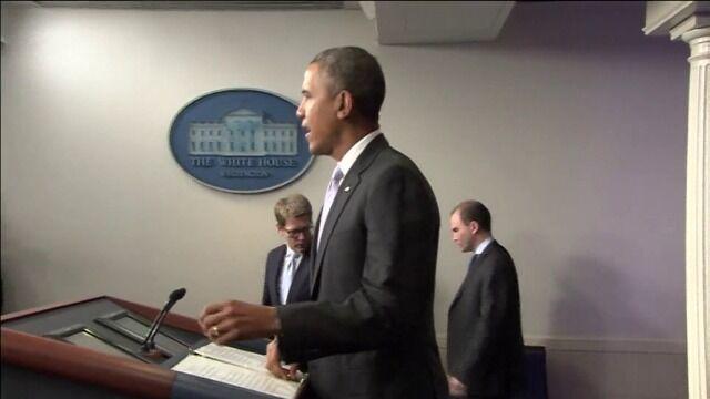Obama o Ukrainie