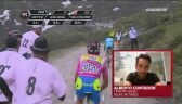 Alberto Contador o swojej taktyce na 20. etapie Giro 2015
